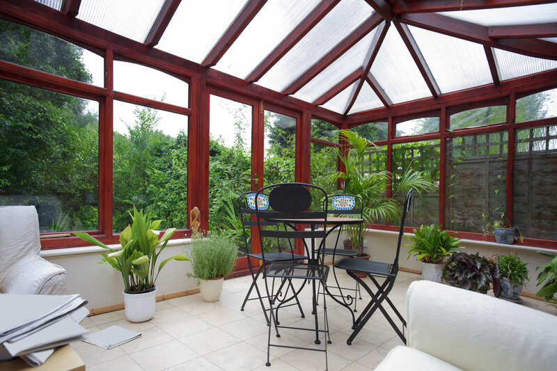 Conservatory Roof Conversion in Dorset United Kingdom