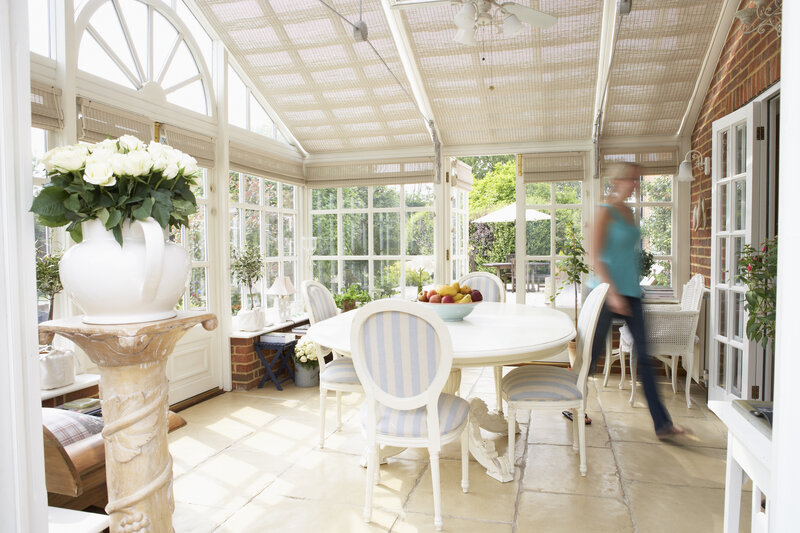 New Conservatory Roofs in Dorset United Kingdom