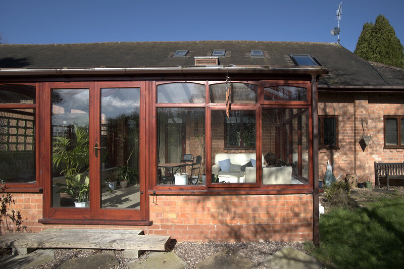 Solid Roof Conservatories in Dorset United Kingdom